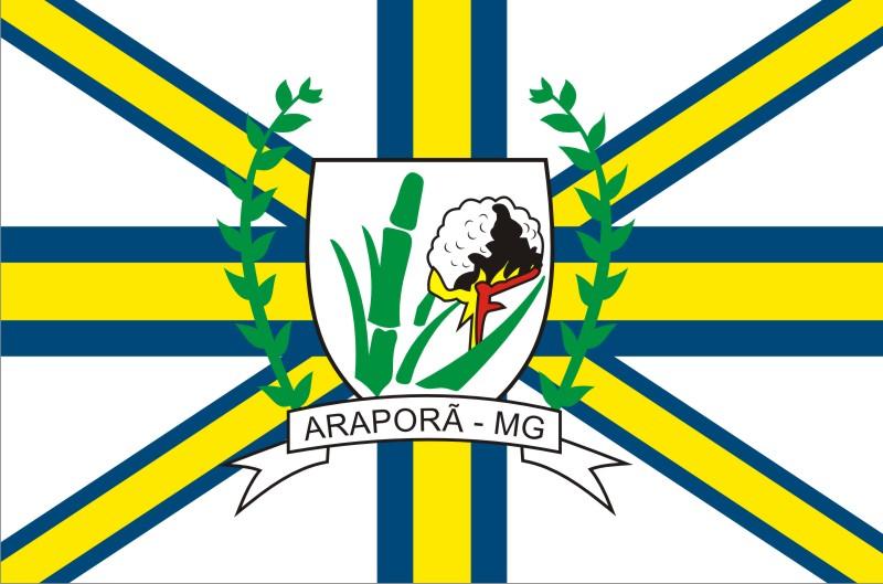 Bandeira de Araporã