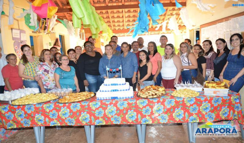 Imagem destaque notícia Prefeitura de Araporã parabeniza aniversariantes de junho