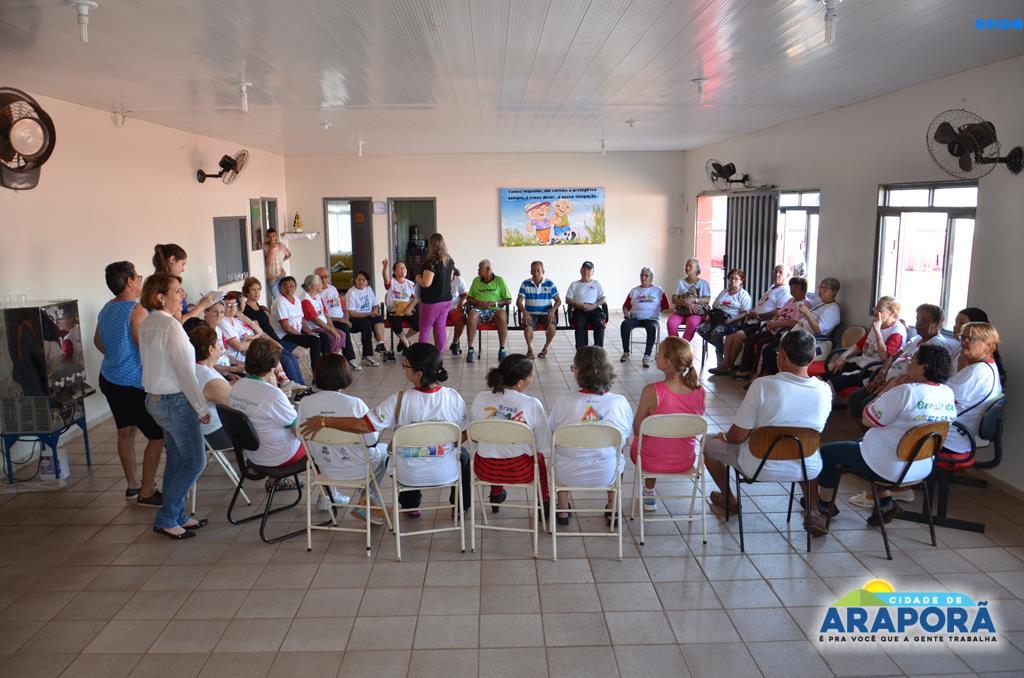 Imagem destaque notícia Reuniões debatem temas e eixos da Conferência Municipal da Assistência Social