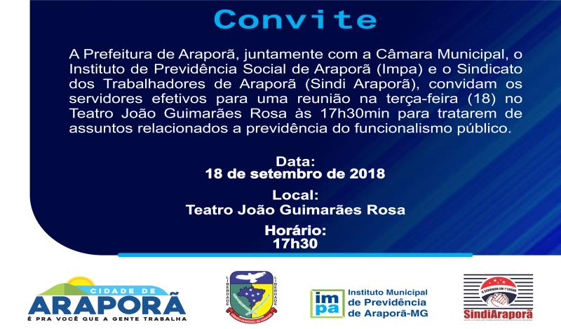 Imagem destaque notícia REUNIÃO COM SERVIDORES EFETIVOS ACONTECE HOJE