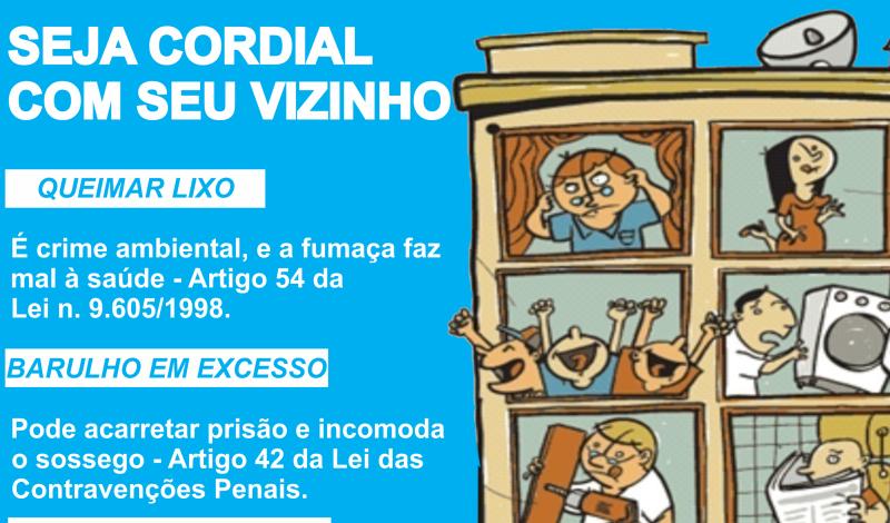 Imagem destaque notícia PREFEITURA DE ARAPORÃ ADERE AO PROGRAMA BOA VIZINHANÇA