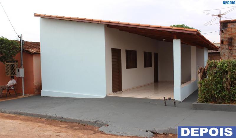 Imagem destaque notícia PREFEITURA DE ARAPORÃ ENTREGA HOJE NOVA RESIDÊNCIA