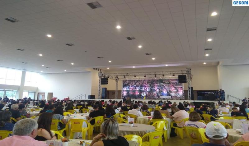 Imagem destaque notícia ARAPORÃ É REPRESENTADA EM ENCONTRO NACIONAL DE COORDENADORES DO HOSPITAL DE AMOR