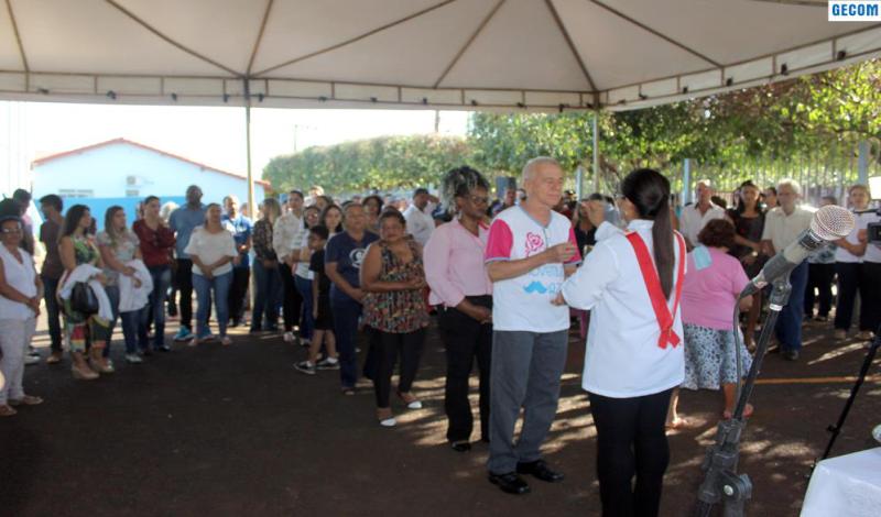 Imagem destaque notícia MISSA EM AÇÃO DE GRAÇAS MARCA INÍCIO DO EXPEDIENTE DE 2019 NA PREFEITURA DE ARAPORÃ