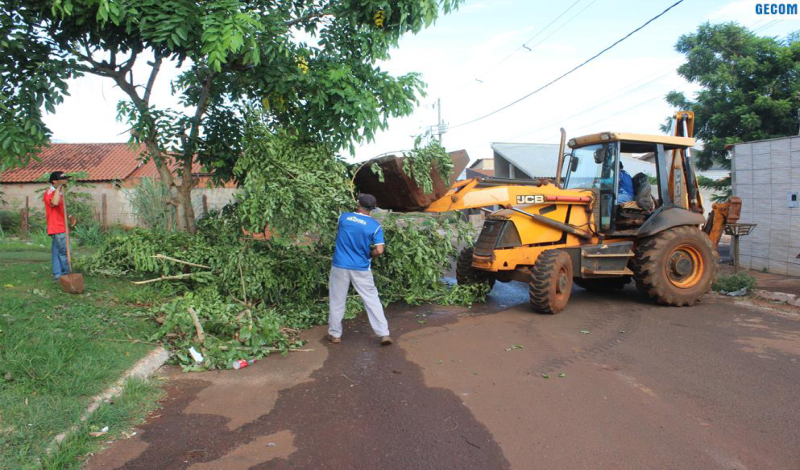 Imagem destaque notícia PREFEITURA DE ARAPORÃ DÁ CONTINUIDADE À OPERAÇÃO SANTOS REIS