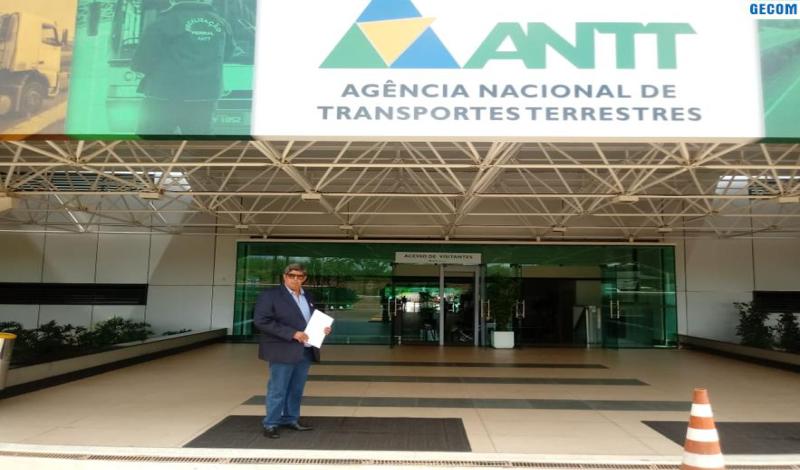 Imagem destaque notícia ARAPORÃ COBRA DA ANTT SOLUÇÃO PARA O FECHAMENTO DE RETORNOS NA BR-153