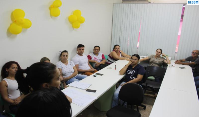 Imagem destaque notícia CONSELHO MUNICIPAL DE SAÚDE ELEGE NOVOS CONSELHEIROS