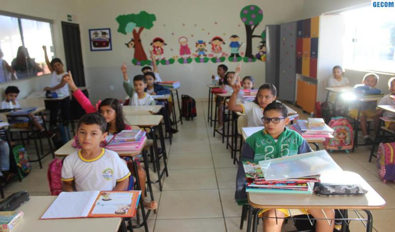 Imagem destaque notícia TEM INÍCIO ANO LETIVO NA REDE MUNICIPAL DE ENSINO DE ARAPORÃ