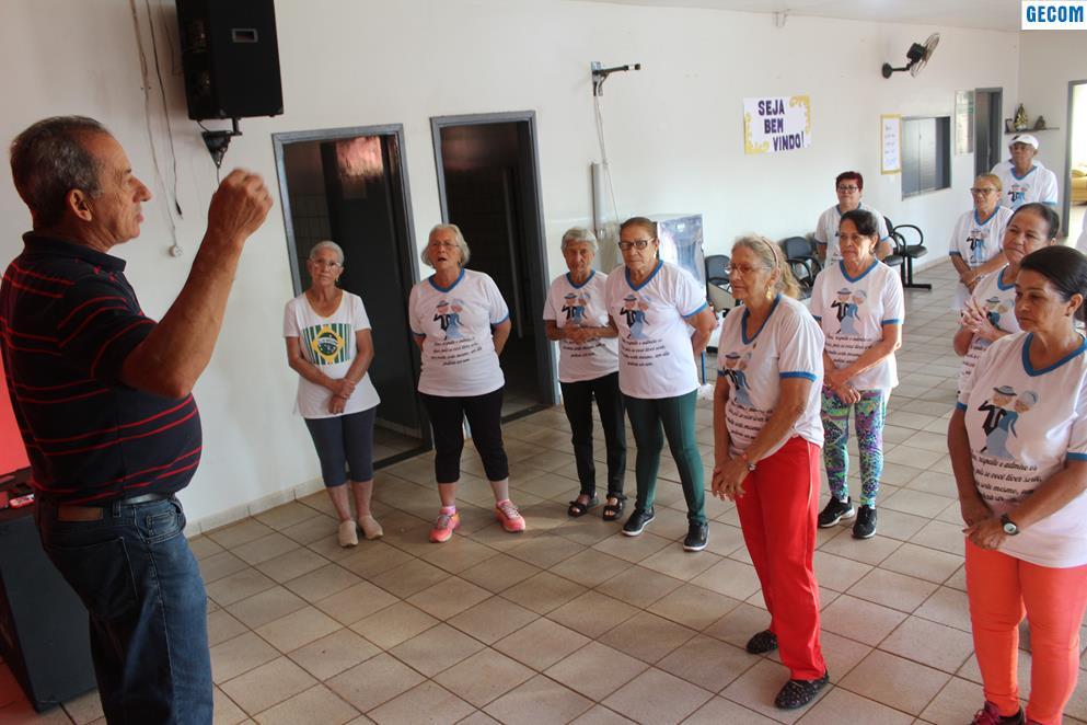 Imagem destaque notícia COM GINÁSTICA E DINÂMICAS, CAIA INICIA ATIVIDADES COM IDOSOS