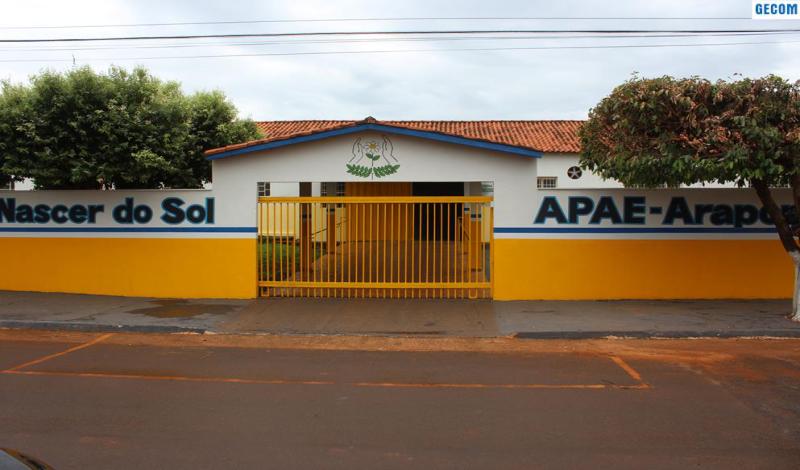 Imagem destaque notícia APAE ARAPORÃ É CONTEMPLADA EM PROJETO ASSISTENCIAL NO TRIÂNGULO DA SORTE
