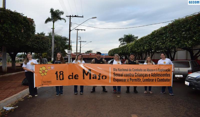 Imagem destaque notícia BLITZ EDUCATIVA ENCERRA EVENTO DE ENFRENTAMENTO CONTRA A VIOLÊNCIA SEXUAL