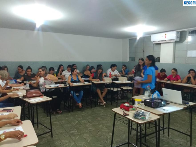 Imagem destaque notícia MUNICÍPIO REALIZA MAIS UMA ETAPA DO CRONOGRAMA DE FORMAÇÃO CONTINUADA DOS PROFESSORES