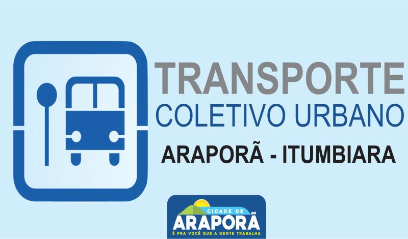 Imagem destaque notícia TRANSPORTE COLETIVO ITUMBIARA/ARAPORÃ SERÁ RESTABELECIDO DIA 1º DE JULHO