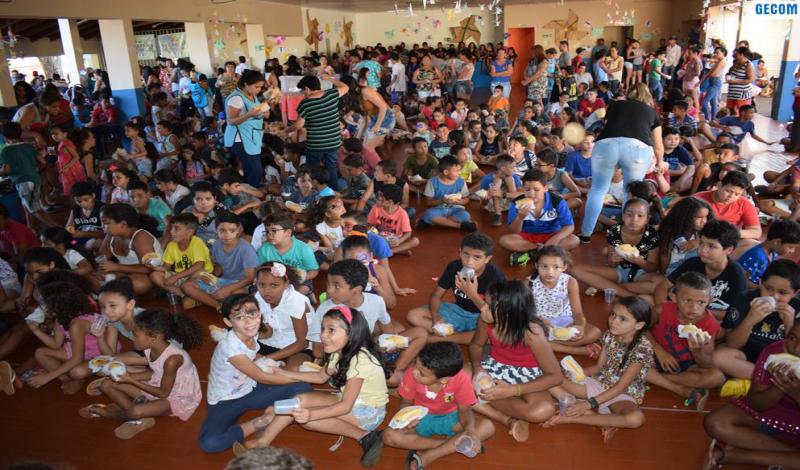 Imagem destaque notícia PENÚLTIMO DIA 4ª COLÔNIA DE FÉRIAS