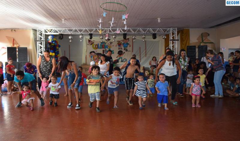 Imagem destaque notícia 4ª COLÔNIA DE FÉRIAS REUNIU MAIS DE 700 CRIANÇAS E JOVENS TODOS OS DIAS