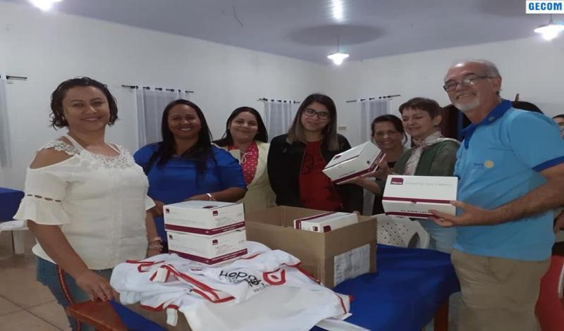 Imagem destaque notícia ROTARY CLUB E PREFEITURA DE ARAPORÃ SE UNEM EM CAMPANHA CONTRA A HEPATITE