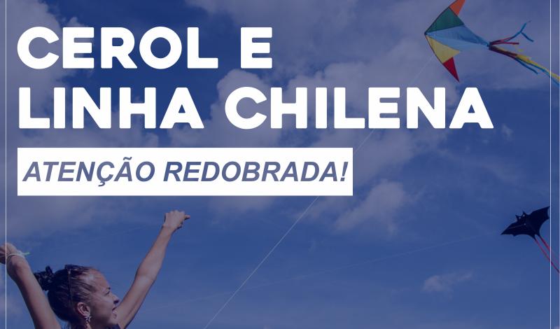 Imagem destaque notícia PREFEITURA DE ARAPORÃ ALERTA SOBRE USO DE CEROL EM LINHA DE PIPA