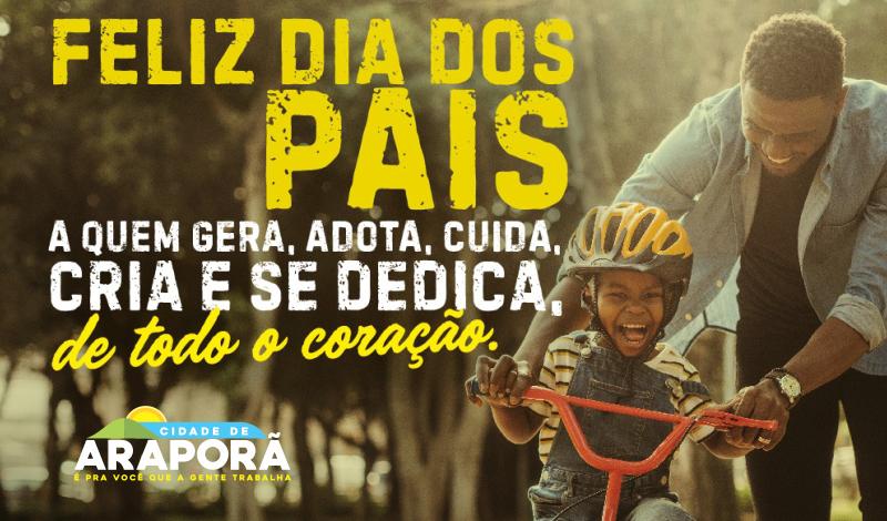 Imagem destaque notícia FELIZ DIA DOS PAIS