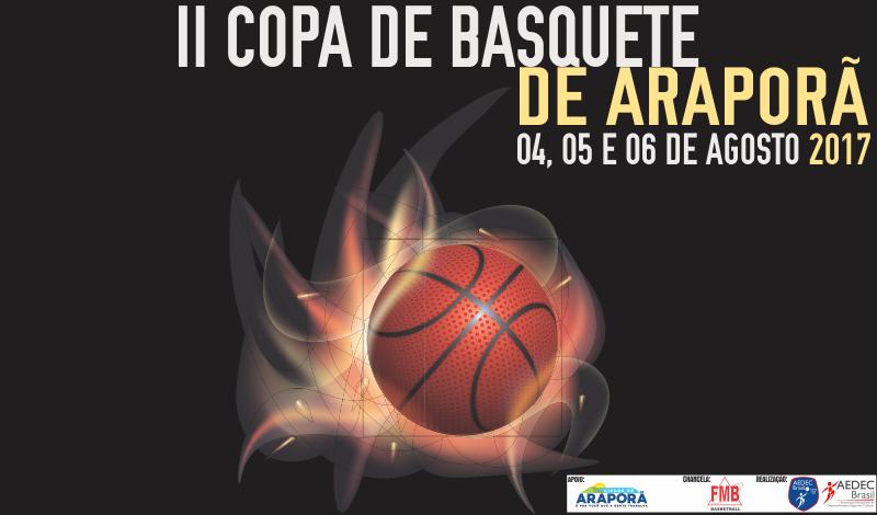 Imagem destaque notícia AEDEC Brasil cancela realização da Copa de Basquete de Araporã