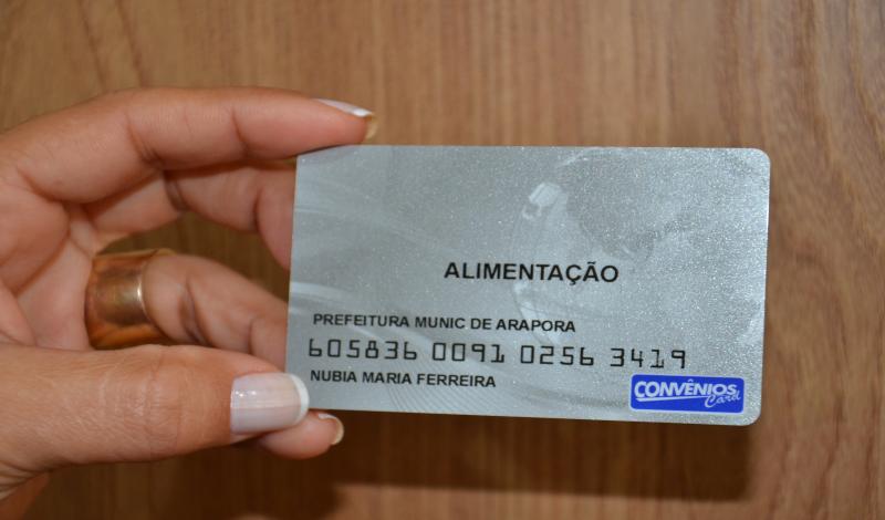 Imagem destaque notícia TBT CARTÃO ALIMENTAÇÃO