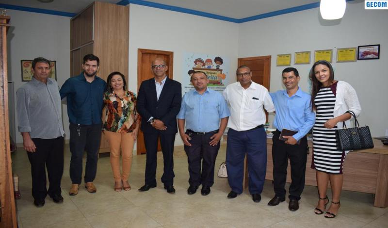 Imagem destaque notícia CONSELHO DE PASTORES SE REÚNE COM O EXECUTIVO E LEGISLATIVO MUNICIPAL