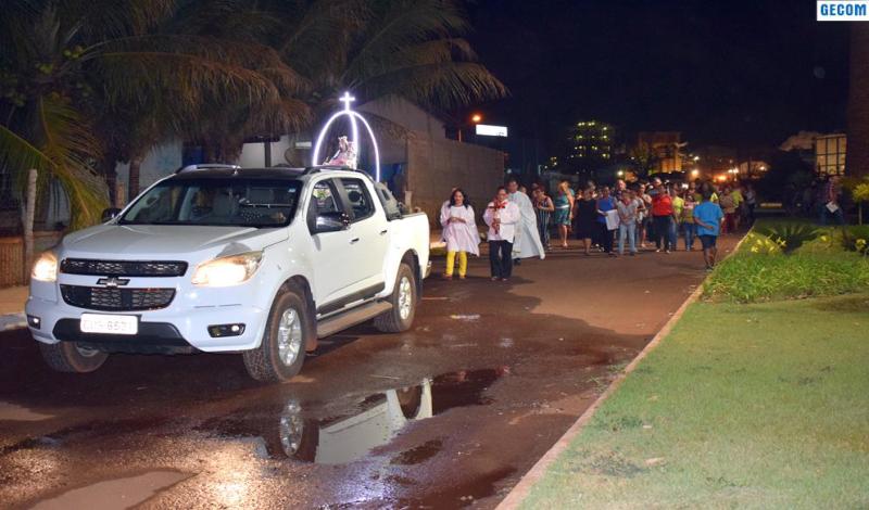 Imagem destaque notícia ARAPORÃ CELEBRA FESTA EM HONRA A NOSSA SENHORA DA GUIA