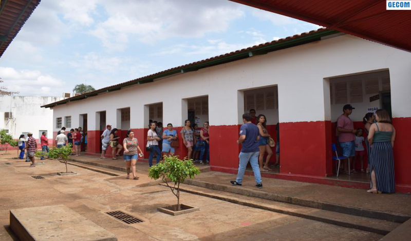 Imagem destaque notícia MAIS DE MIL E DUZENTOS ELEITORES ESCOLHEM OS CONSELHEIROS TUTELARES EM ARAPORÃ