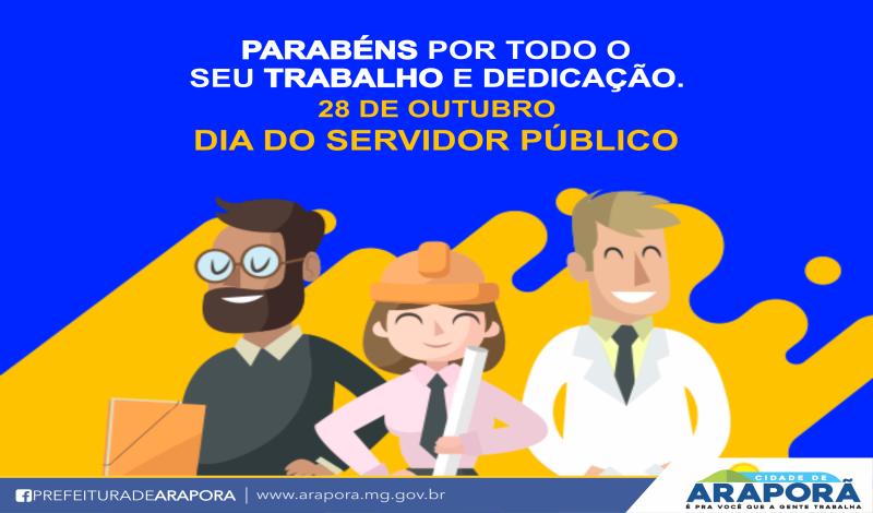 Imagem destaque notícia 28 DE OUTUBRO – DIA DO SERVIDOR PÚBLICO