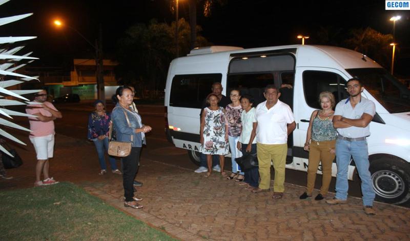 Imagem destaque notícia SAÚDE ENCAMINHA PACIENTES PARA ATENDIMENTOS NA UFU, AACD E HOSPITAL DE CÂNCER