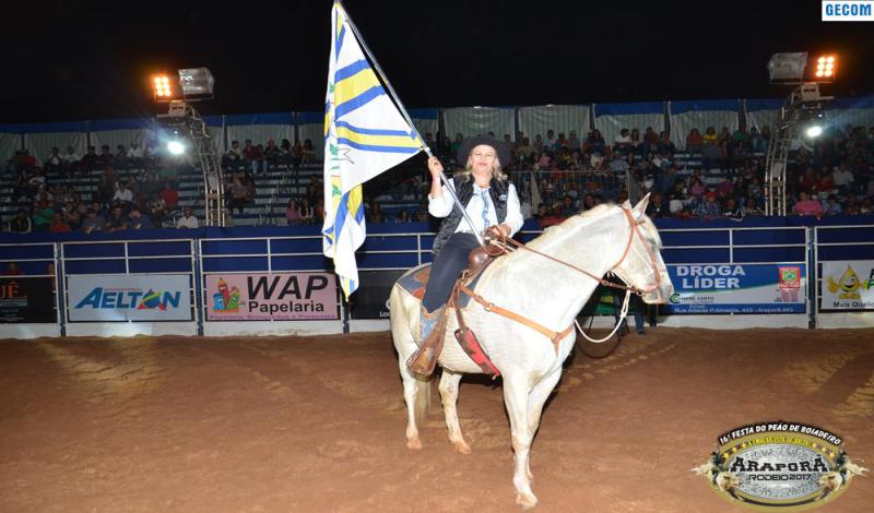 Imagem destaque notícia 16ª Festa do Peão volta a fazer parte do calendário festivo de Araporã
