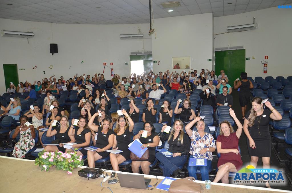 Imagem destaque notícia Araporã levanta propostas na Conferência Municipal de Assistência Social