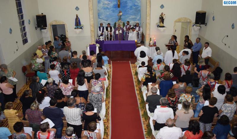 Imagem destaque notícia PREFEITURA ENTREGA REVITALIZAÇÃO DA PARÓQUIA NOSSA SENHORA DA GUIA