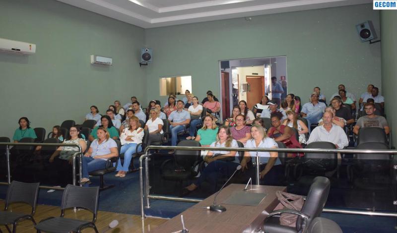 Imagem destaque notícia CMDCA EMPOSSA NOVOS CONSELHEIROS TUTELARES