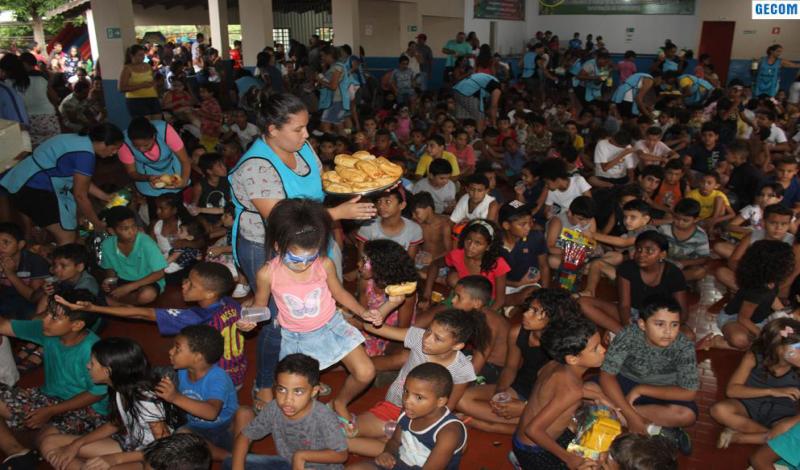 Imagem destaque notícia TRÊS MIL PESSOAS PRESTIGIAM A 5ª COLÔNIA DE FÉRIAS