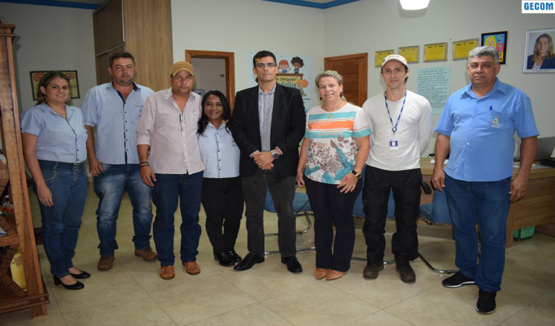 Imagem destaque notícia PROCURADOR DA REPÚBLICA ACOMPANHA DEMANDAS AMBIENTAIS EM ARAPORÃ
