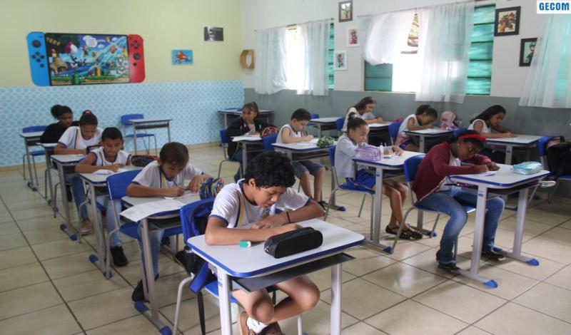 Imagem destaque notícia SEMEC APLICA AVALIAÇÃO DIAGNÓSTICA NAS ESCOLAS DA REDE MUNICIPAL
