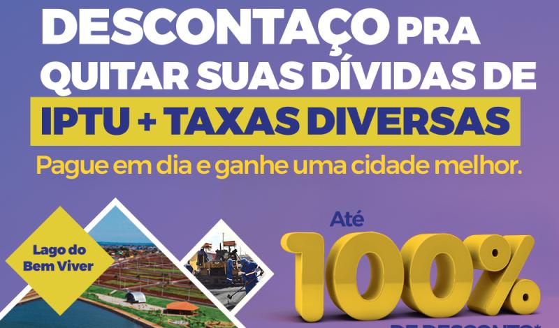 Imagem destaque notícia DESCONTAÇO PRA QUITAR SUAS DÍVIDAS