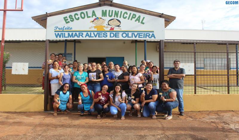 Imagem destaque notícia SEMEC HOMENAGEIA SERVIDORAS PELO DIA DA MULHER