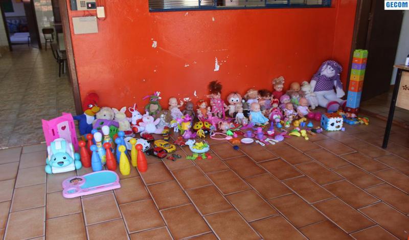 Imagem destaque notícia CEMEI ANTÔNIO RABELO RECEBE DOAÇÃO E BRINQUEDOS