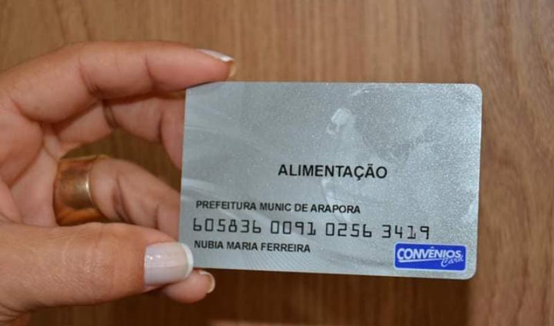 Imagem destaque notícia PREFEITURA INFORMA QUE O VALOR DO CARTÃO ALIMENTAÇÃO JÁ ESTÁ DISPONÍVEL