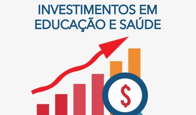 Imagem destaque notícia ARAPORÃ INVESTE ACIMA DO ÍNDICE MÍNIMO EM SAÚDE E EDUCAÇÃO