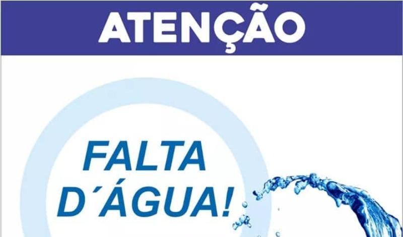 Imagem destaque notícia DMAE INFORMA FALTA D'ÁGUA POR MANUTENÇÃO NA REDE