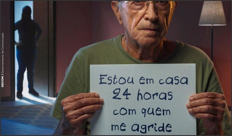 Imagem destaque notícia JUNHO ROXO DESTACA AUMENTO DE CASOS DE VIOLÊNCIA CONTRA IDOSOS