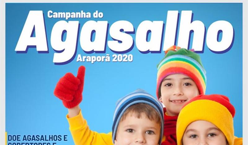 Imagem destaque notícia PREFEITURA APOIA CAMPANHA DE ARRECADAÇÃO DE AGASALHOS E COBERTORES