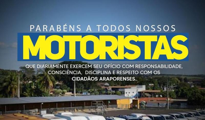 Imagem destaque notícia 25 DE JULHO - DIA DO MOTORISTA