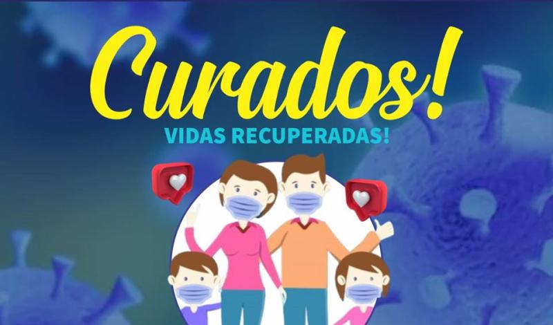 Imagem destaque notícia 254 VIDAS RECUPERADAS DA COVID-19