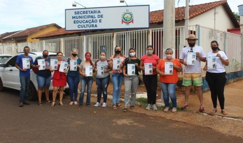 Imagem destaque notícia CULTURA DIVULGA PATRIMÔNIO CULTURAL DE ARAPORÃ