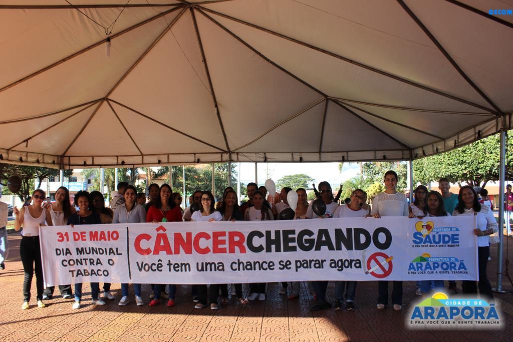 Imagem destaque notícia Blitz da Saúde marca cruzada contra o tabaco