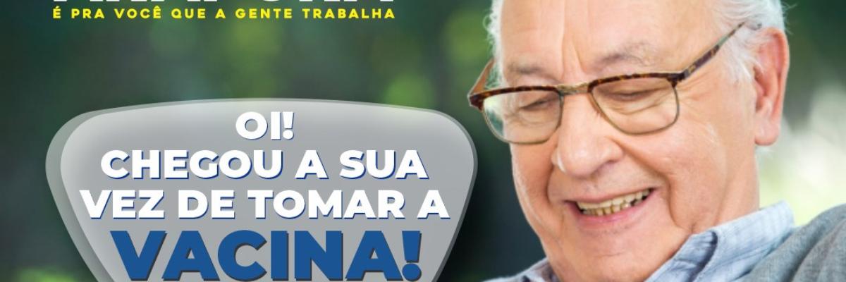 Imagem destaque notícia VACINAS SALVAM VIDAS