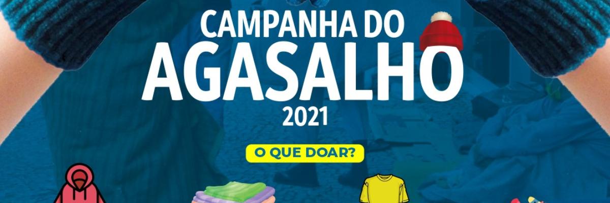 Imagem destaque notícia CAMPANHA DO AGASALHO